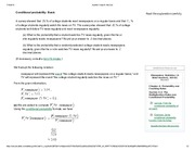 conditional probability basic