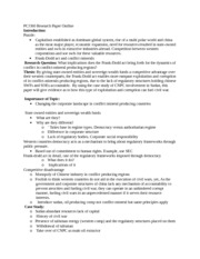PCJ360H1 Research Paper Outline