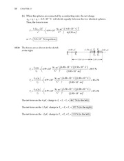 10_Ch 15 College Physics ProblemCH15 Electric Forces and Electric Fields