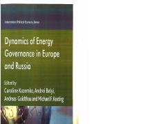 1 - Dynamics of Energy Governance (Chapter 4 - Re-Thinking EU Energy Security).pdf