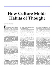 How+Culture+Moldes+Habits+of+Thought