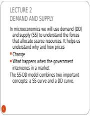 Lecture 2 Demand and Supply.ppt
