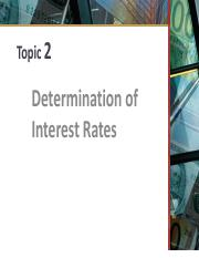 2-Interest rate