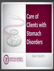 2.6 Care_of_Clients_with_Stomach_Disorders.pptx
