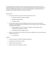Essay1(WestCiv)Outline