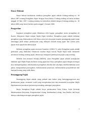 33 Contoh Surat Permohonan Angsuran Pembayaran Pajak Menurut