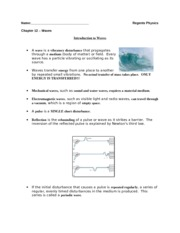 wave notes 1- intro to waves1