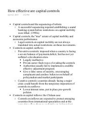How effective are capital controls.pdf