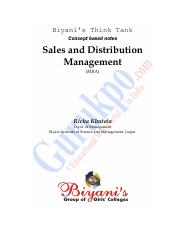 Sales and Distribution Management.pdf