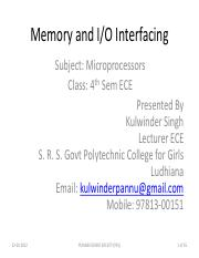 Chapter 5 and 6_ Mem & IO Interfacing..Types of Address Decoding.pdf