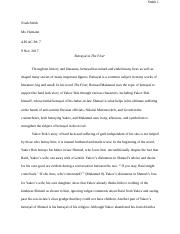The Fixer Essay.docx