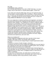 usc essay preview
