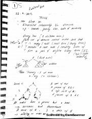 Trees Data Structures Notes