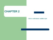 BUS 40.3 Chapter 2 - Copy