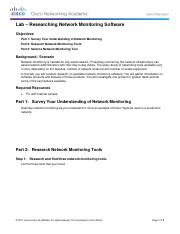 Lab - Researching Network Monitoring Software.pdf
