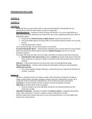 PHARMACOLOGY STUDY GUIDE.docx