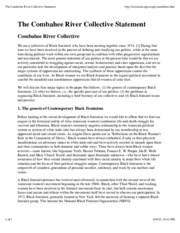 The+Combahee+River+Collective+Statement