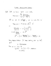 21-270 Introduction to Math Finance Homework 5 Solutions