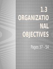 Unit 1.3 Organizational Objectives (1) (1).pptx