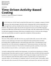 TDABC Time-Driven Activity-Based Costing.pdf