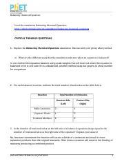 balancing chemical equations.docx - Balancing Chemical ...