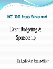 Lesson 10 - event budget and sponsorship.pdf