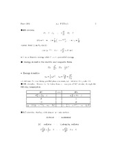 Circuits and Inductors notes