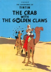 TinTin-09-The Crab with the Golden Claws