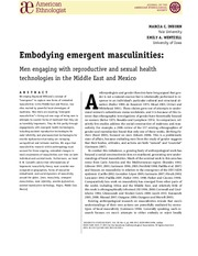 inhorn-article-emergent-masculinities