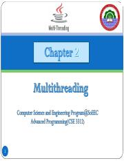 Chapter 2 - Multithreading.pptx [Autosaved].ppt
