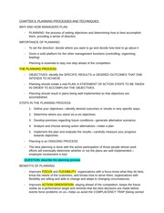 Full Notes Intro to business and management