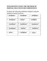 INTEGRATION_USING_THE_METHOD_OF_PARTIAL_FRACTIONS_DECOMPOSITION.doc