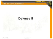 MSL202_L5b_Defense_II_slides