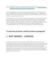 Most innovative leader - Linkedin CEO.docx
