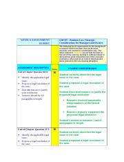 Week 6 Assignment Grading Rubric(GBV).doc