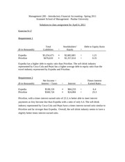 Mgmt 200 Assignment Soln 4-4-11
