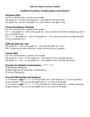 Math 120 chapterpsection3 handout