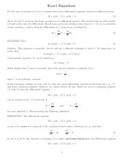 Section_1.9-Exact equations