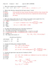 Chem_126_2009_Common_3_1zz0aANSwers