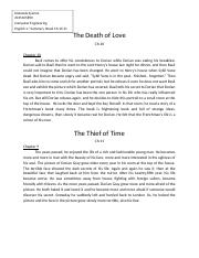 The Thief of Time Ch.10-11 Summary.docx