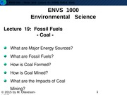 W2015-Lecture 19-Fossil Fuels-Coal-posted