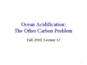 Ocean Acidification_F10_Lect12