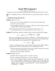 Assignment 2 with solutions