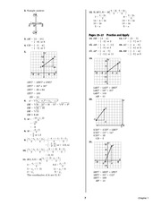 Pre-Calculus Homework Solutions 5
