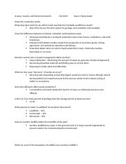 SCI 1102 - Exam 2 study guide.docx