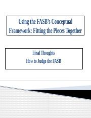 Final thought-How to judge the Fasb-2.pptx