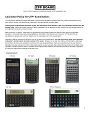 CFPBoardcalculator-policy