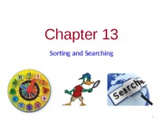 Lec13_Sorting_and_Searching