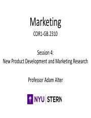 Session 4 New Products and Marketing Research.pdf