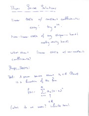 MATH 212 Lecture 29 Notes